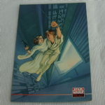 Star Wars Galaxy 1994 series 2 Topps #264 Zina Saunders Trading card